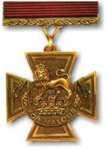Victoria Cross- British badge of Honor