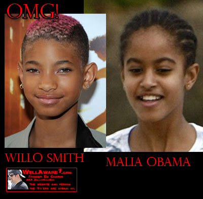 Willow Smith/Malia Obama