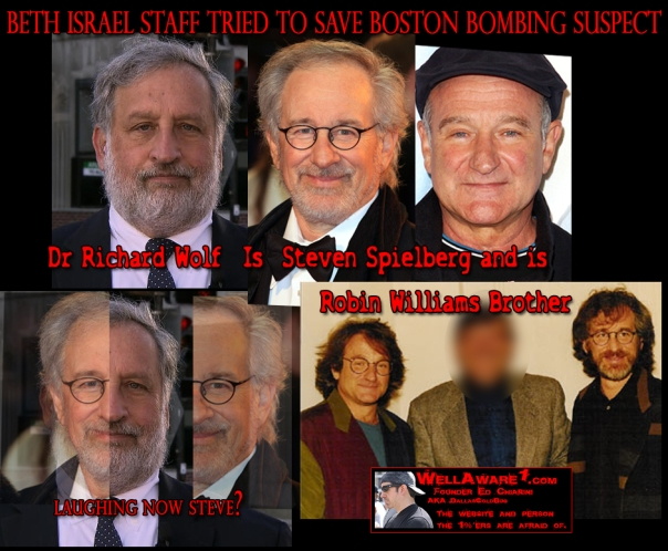 Boston Bombing-A Steven Speilberg production