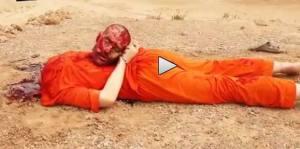 Foley Beheaded
