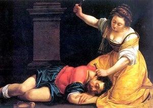 Jael murders Sisera