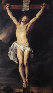 The Crucified Christ-Rubens